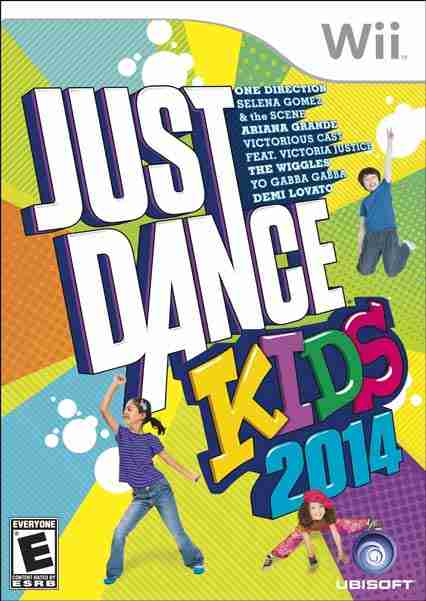 Descargar Just Dance Kids 2014 [MULTI][USA][VIMTO] por Torrent